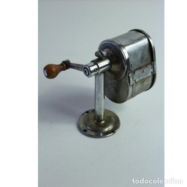 Vintage: Afilador de lápices el casco - Foto 6 - 164276590