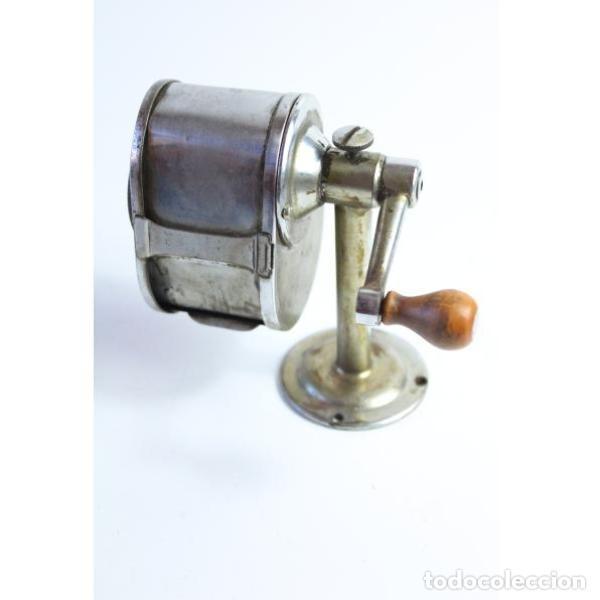 Vintage: Afilador de lápices el casco - Foto 7 - 164276590