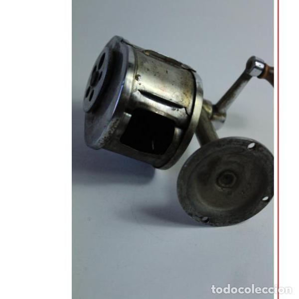 Vintage: Afilador de lápices el casco - Foto 9 - 164276590