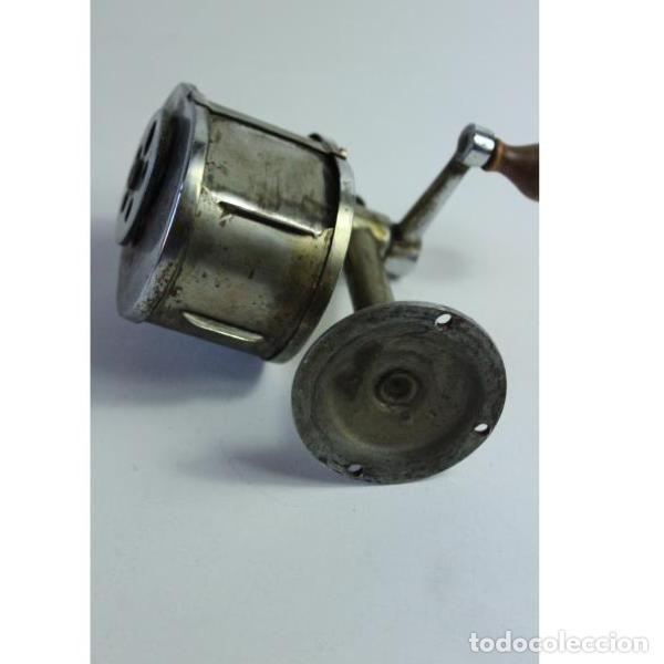Vintage: Afilador de lápices el casco - Foto 10 - 164276590