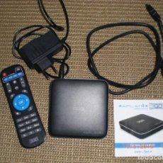 Vintage: 3GO - APLAY4 16GB WIFI NEGRO REPRODUCTOR MULTIMEDIA Y GRABADOR DE SONIDO. Lote 164460570