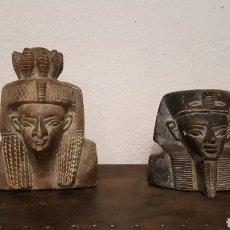 Vintage: FIGURAS EGIPCIAS PISAPAPELES. Lote 165542738