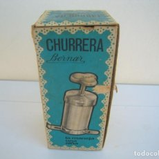 Vintage: CHURRERA BERNAR. Lote 165877230
