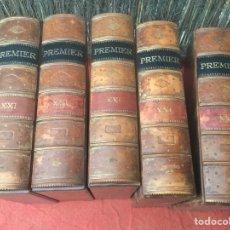 Vintage: ARCHIVADORES ANTIGUOS. Lote 166200096