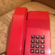 Vintage: TELÉFONO ROJO TEIDE. Lote 166420506