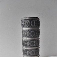 Vintage: FLORERO JARRON METAL MADE IN NORWAY. Lote 166727610