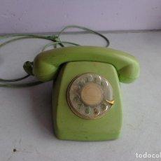 Vintage: ANTIGUO AÑOS 60 RETRO VINTAGE Y BONITO TELEFONO, COMPLETO Y EN BUEN ESTADO, CON SU PATINA. Lote 166825806