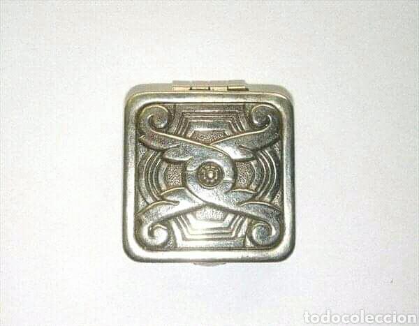 Vintage: Pastillero vintage de metal - Foto 2 - 166978301