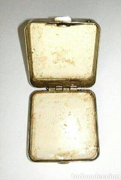Vintage: Pastillero vintage de metal - Foto 4 - 166978301