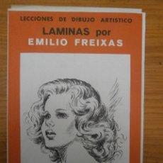 Vintage: LAMINAS POR EMILIO FREIXAS Nº45. Lote 167000016