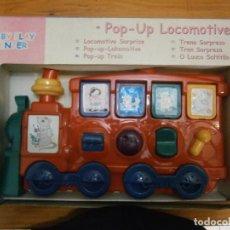 Vintage: JUGUETE INFANTIL TREN SORPRESA AÑOS 87-90. Lote 167012988