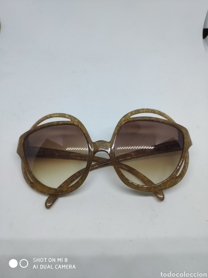 6e13d53ce9 chistian dior 2027-80 gafas de sol - Buy Other Vintage Objects at ...