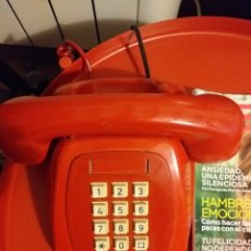 Vintage: TELEFONO ROJO. Lote 167175453