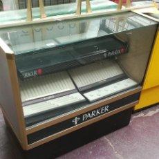 Vintage: VITRINA ANTIGUA DE PARKER ORIGINAL LAS BANDEJAS BLANCAS NO ENTRAN EN EL PRECIO. Lote 167298560