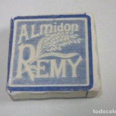 Vintage: PASTILLA DE ALMIDON REMY. Lote 167482780