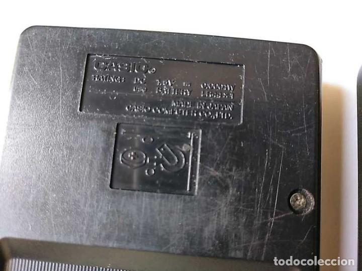 Vintage: CALCULADORA CASIO FX-P401 SCIENTIFIC CALCULATOR 16 DIGIT DOT MATRIX DISPLAY CIENTIFICA - Foto 30 - 168575632