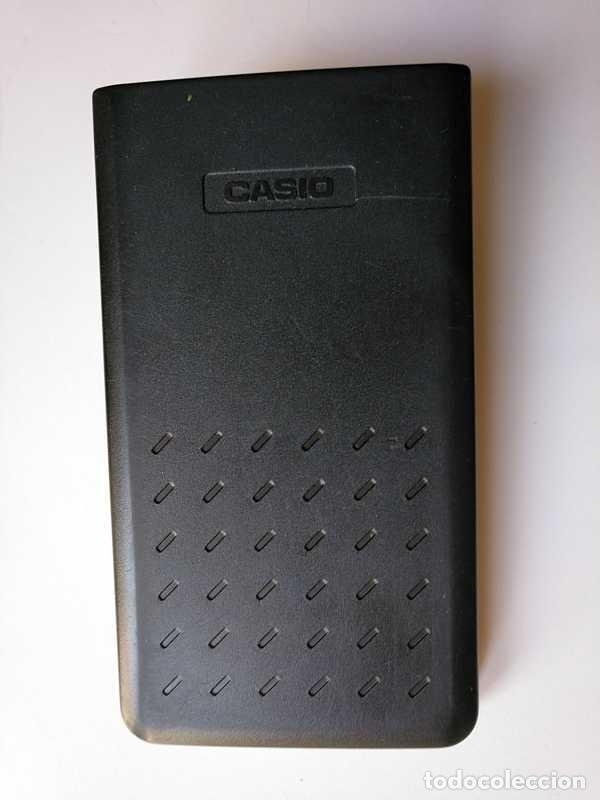 Vintage: CALCULADORA CASIO FX-P401 SCIENTIFIC CALCULATOR 16 DIGIT DOT MATRIX DISPLAY CIENTIFICA - Foto 58 - 168575632