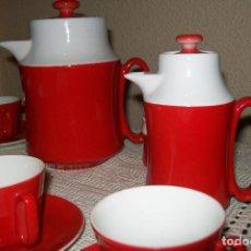 Vintage: JUEGO DE CAFÉ RETRO VINTAGE APEAN HISPANOGAR AÑOS 50-60. Lote 169334288