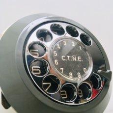Vintage: DIAL DE ANTIGUO TELÉFONO DE TELEFÓNICA CTNE GIRATORIO A ESTRENAR. Lote 169827916