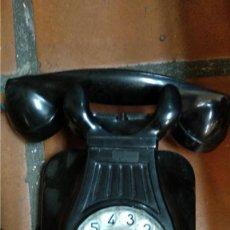 Vintage: TELÉFONO DE BAQUELITA 70S. Lote 169865944