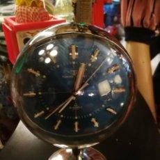 Vintage: ANTIGUO DESPERTADOR SPACE AGE. Lote 170017136