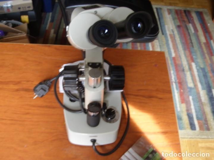 Vintage: MICROSCOPIO KYOWA SD-2PL MADE IN JAPAN COMO NUEVO - Foto 6 - 170200028