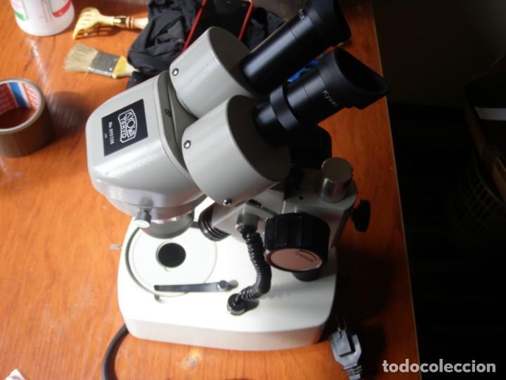 Vintage: MICROSCOPIO KYOWA SD-2PL MADE IN JAPAN COMO NUEVO - Foto 9 - 170200028