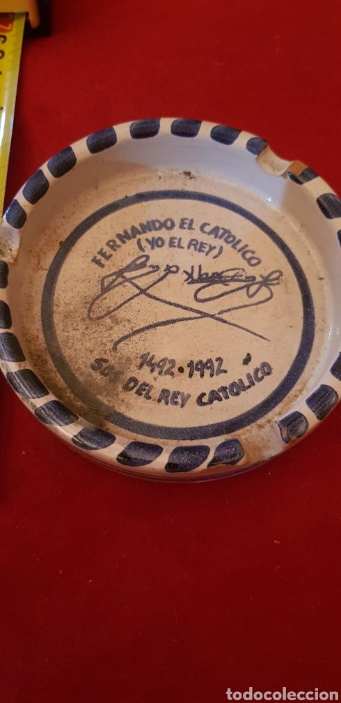 CENICERO FERNANDO EL CATOLICO (Vintage - Varios)