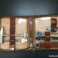 Vintage: ED WUSTHOF DREIZACK SOLINGEN GERMANY 12 PIECE MULTI-TOOL SET, CA. 1970. . Lote 170377284