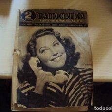 Vintage: RADIOCIMENA 1. Lote 170428416