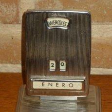 Vintage: CALENDARIO DE OFICINA O MESA PETRUS DE LA EPOCA.. Lote 170562696