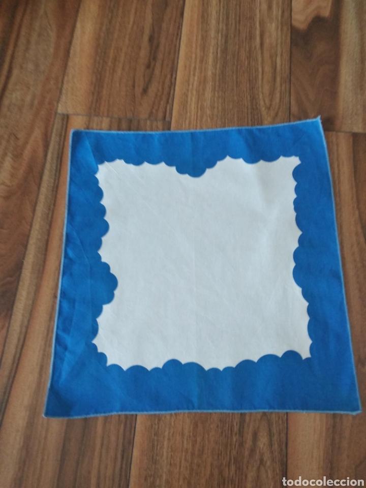 Vintage: Manteleria de puro algodón con 8 servicios. Nueva - Foto 7 - 170946057