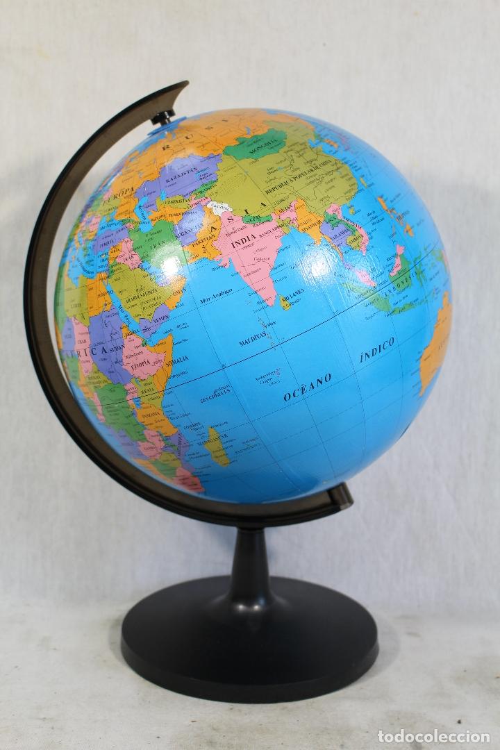 Vintage: globo terraqueo - bola del mundo - Foto 2 - 170994809