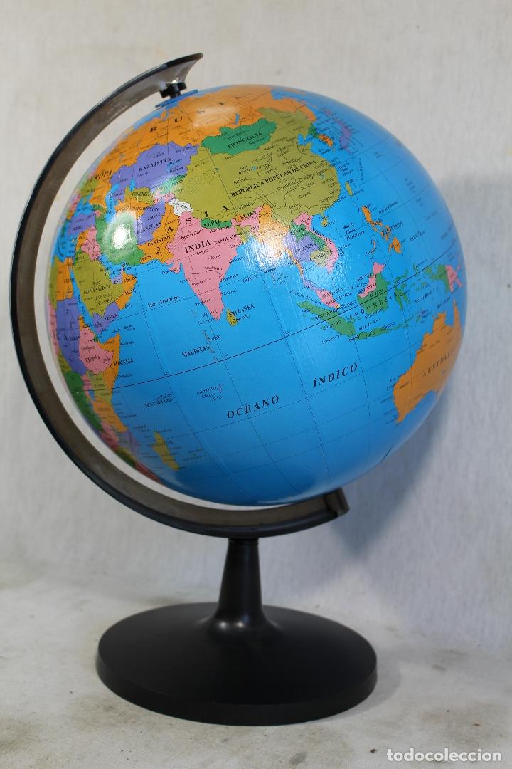Vintage: globo terraqueo - bola del mundo - Foto 4 - 170994809