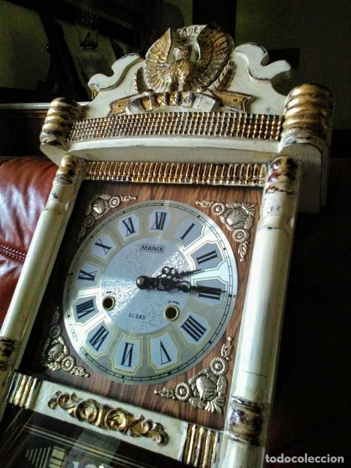 Vintage: Reloj de pared - Foto 3 - 172075383