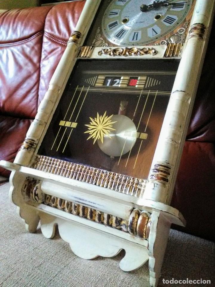 Vintage: Reloj de pared - Foto 4 - 172075383