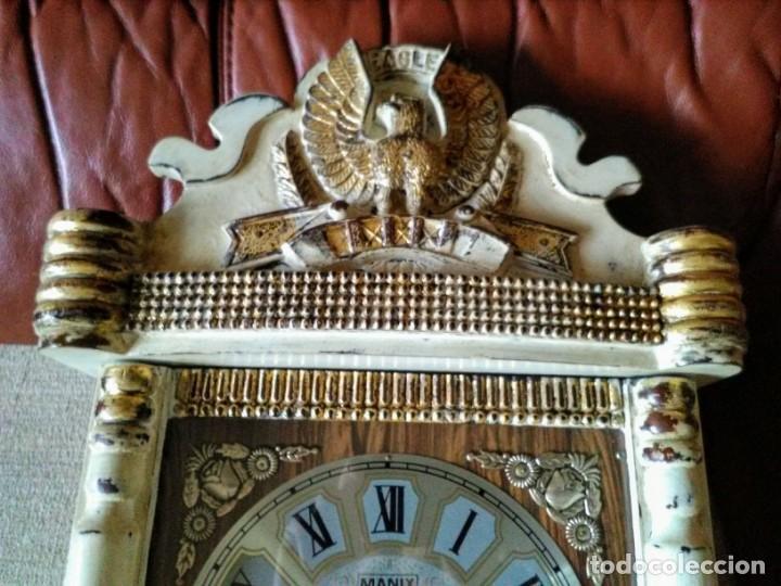 Vintage: Reloj de pared - Foto 5 - 172075383