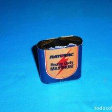 Vintage: PILA DE PETACA - RAYOVAC.4.5 V.. Lote 172258637