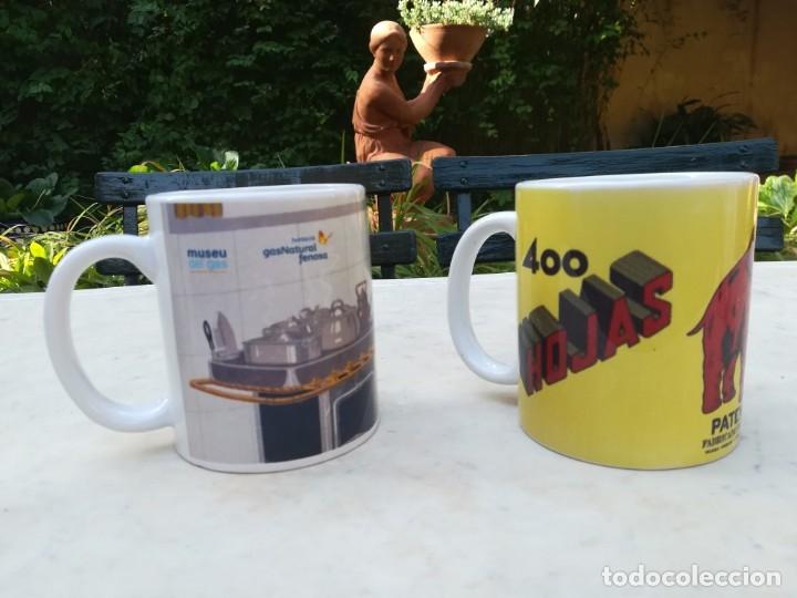 Vintage: 3 tazas estilo vintage - Foto 3 - 172267829