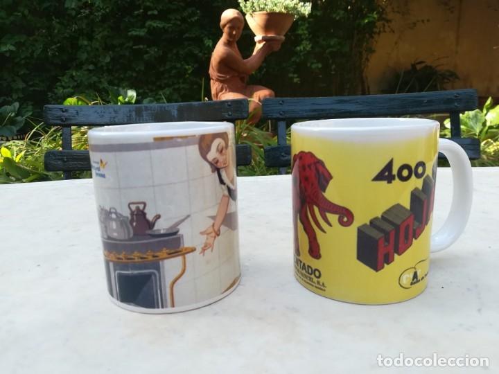 Vintage: 3 tazas estilo vintage - Foto 4 - 172267829