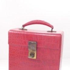 Vintage: MALETIN PARRATRANSPORTAR DISCOCOS.DISCOS 45. 21.. Lote 172306623