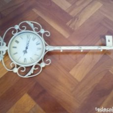 Vintage: CUELGA LLAVES RELOJ. Lote 172418892