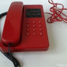 Vintage: TELEFONO ROJO. Lote 173079422