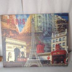 Vintage: CUADRO PARIS. Lote 173236253