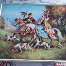 Vintage: CAJA METÁLICA ENGLAND PARKER. Lote 174034607