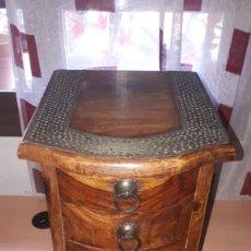 Vintage: JOYERO DE MADERA-1. Lote 174229635