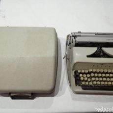 Vintage: MÁQUINA DE ESCRIBIR ADLER GABRIELE 10. Lote 174259450