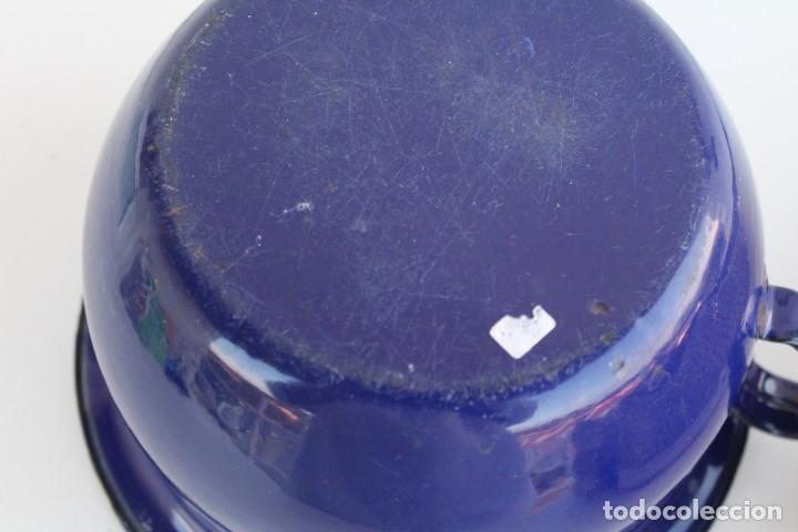 Vintage: Orinal en azul cobalto - Foto 10 - 174921273