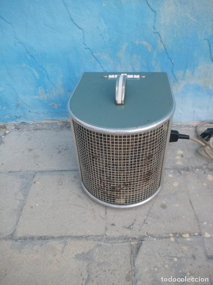 Vintage: ventilador thermowind,koenig & co zurich años 50 - Foto 2 - 175631180