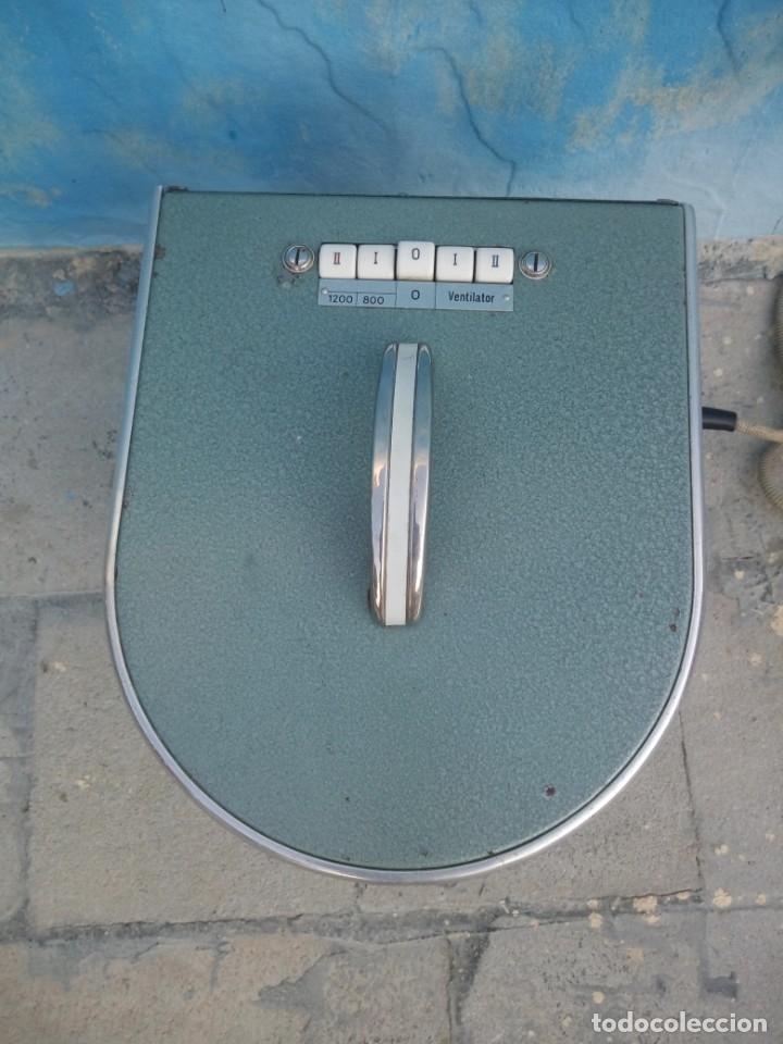 Vintage: ventilador thermowind,koenig & co zurich años 50 - Foto 3 - 175631180